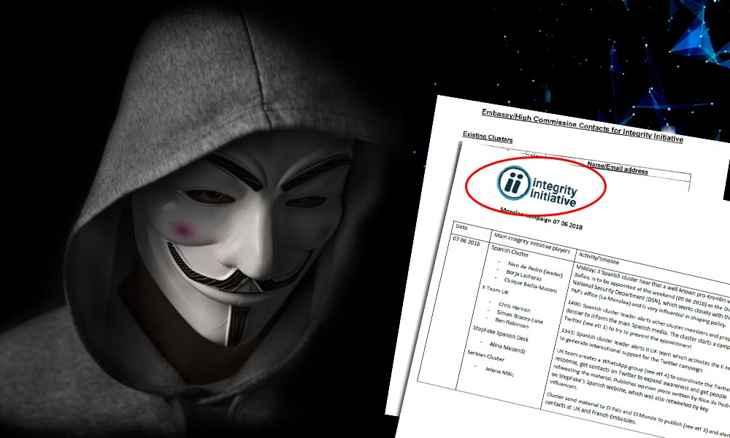 Anonymous révèle une opération de désinformation de masse financée par le Royaume-Uni et les États-Unis
