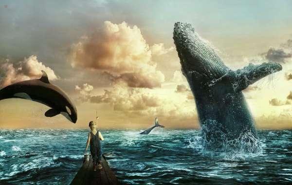 Le Chant du signe... ou de la baleine, c'est selon.